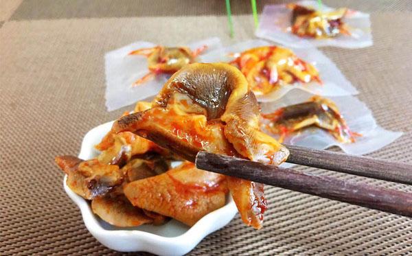 香辣海螺肉